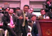 El paralitico de Betesda | Vicente Arango