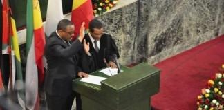 Hermano Hailemariam Desalegn reelegido primer ministro en Etiopía