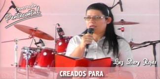Creados para su gloria - Luz Dary Rojas