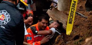 Encuentran cristianos entre los muertos del deslizamiento en Guatemala