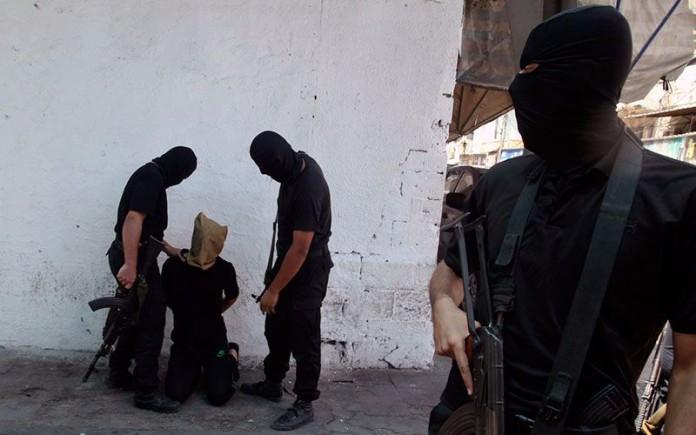 Niño cristiano fue crucificado por estado islámico