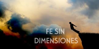 Fe sin dimensiones