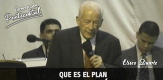 Que es el plan de salvación | Eliseo Duarte
