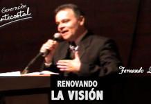 Renovando la visión | Fernando Lopez