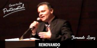 Renovando la visión   Fernando Lopez