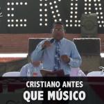 Cristiano antes que músico - Jose Payares