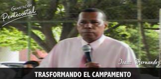 Trastornando el campamento del enemigo - Isaac Hernandez