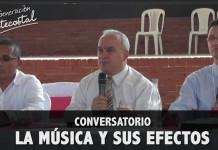 Conversatorio La música y sus efectos