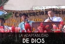 La adaptabilidad de Dios - Alvaro Torres