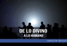 De lo divino a lo humano