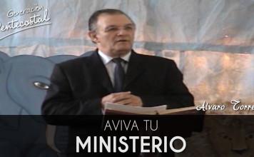 Aviva tu ministerio - Alvaro Torres