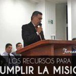 Los recursos para cumplir la misión │ Fernando Barragan