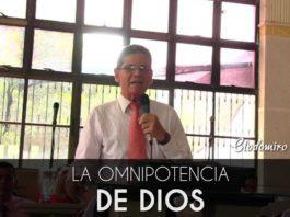 La omnipotencia de Dios │ Clodomiro Lobo