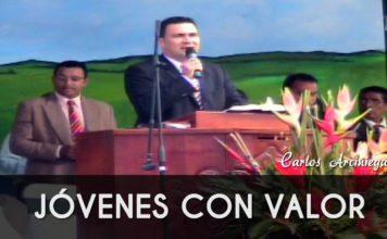 Jóvenes con valor │ Carlos Arciniegas
