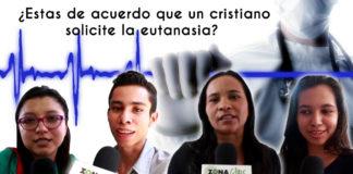 Estas de acuerdo que un cristiano solicite la eutanasia