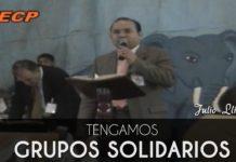 Tengamos grupos solidarios │ Julio Llinas