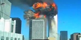 Sale vídeo de atentado a torre gemelas después de 15 años