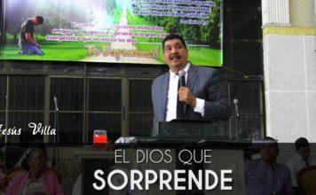El Dios que sorprende - Jesus Villa