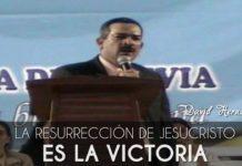 La resurrección de Jesucristo es la victoria de la iglesia - David Hernandez