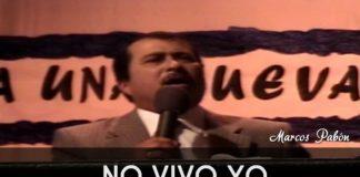 No vivo yo - Marcos Pabon