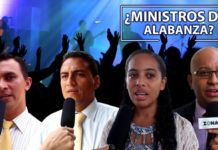 ¿Crees que todo cantante de música cristiana es Ministro de Alabanza?