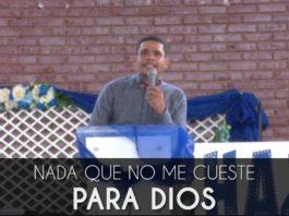 Nada que no me cueste para Dios - Humberto Meneses