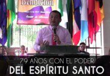 79 años con el poder del Espíritu Santo - Edimer Diaz