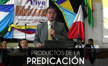 Productos de la predicación - Luis Estepa