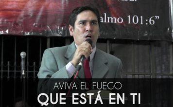 Aviva el fuego que hay en ti - Victor Morales