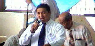 Dios es quien llama al hombre - Jailson Navarro