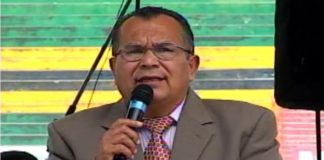 Muéstranos tu gloria Señor - Edilberto Ortiz