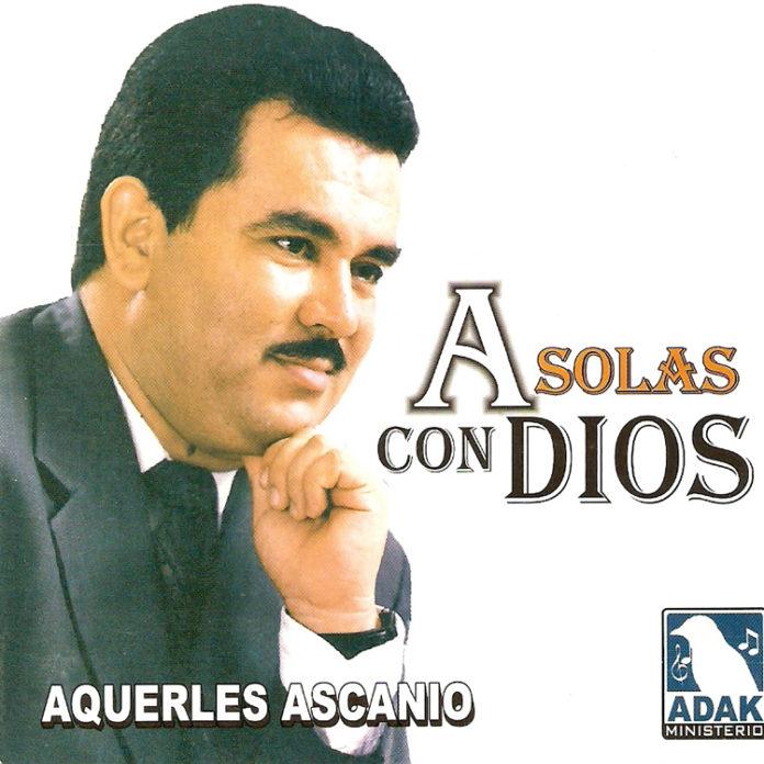 Álbum A solas con Dios de Aquerles Ascanio