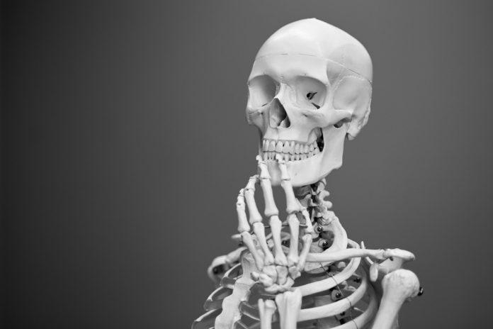 Ungidos hasta los huesos