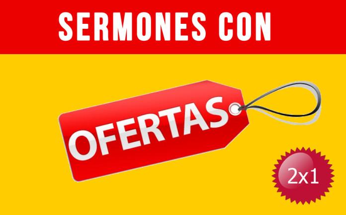 Sermones con ofertas