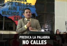 Predica la palabra ¡No Calles! - Yamid Roa