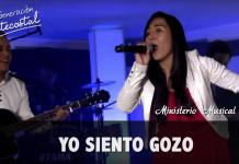 Yo siento gozo | Ministerio Musical Sión