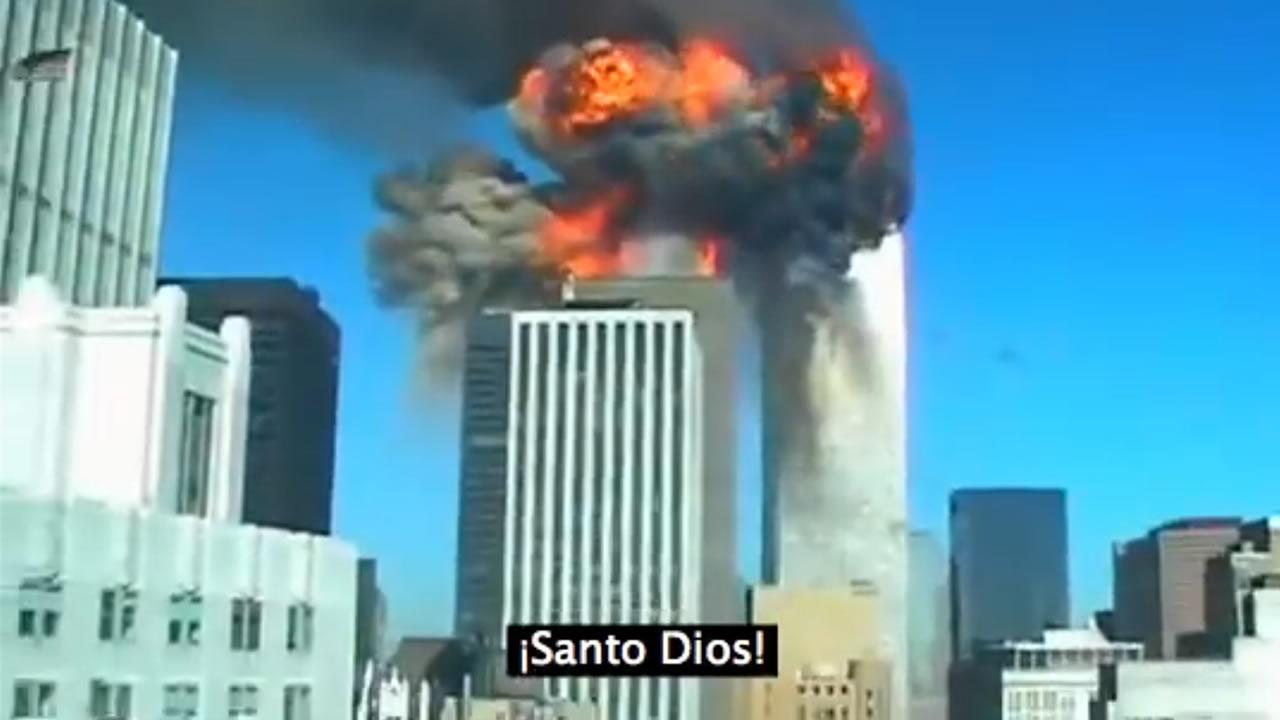 Sale vídeo de atentado a torre gemelas después de 15 años ...