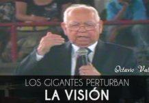 Los gigantes perturban la visión - Octavio Valencia