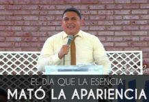 El día que la esencia mato la apariencia - Oscar Correa