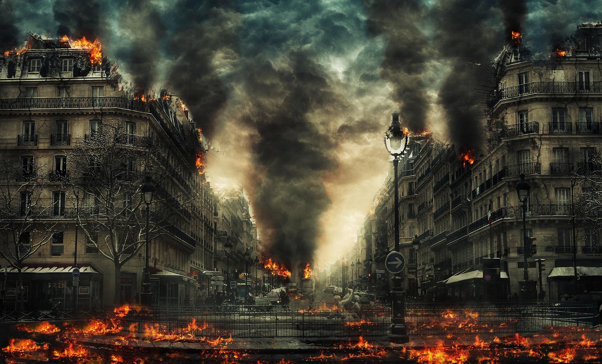 El apocalipsis viene porque viene - Generación Pentecostal
