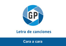 Letra Cara a cara de Marcos Vidal
