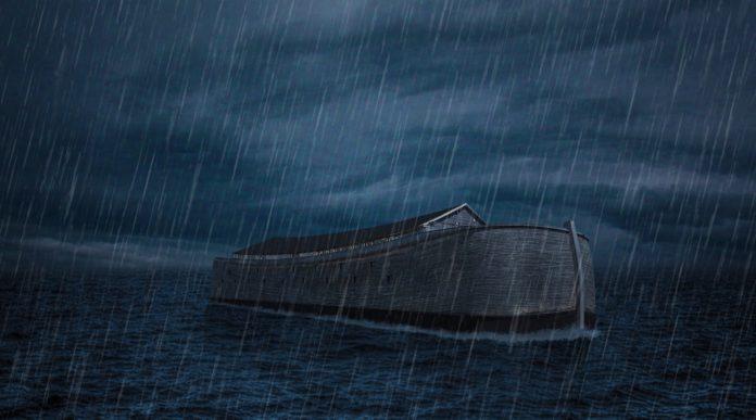 El diluvio como juicio