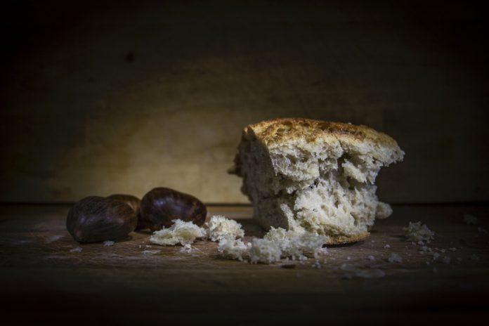 El Señor nos ha partido así como con los panes